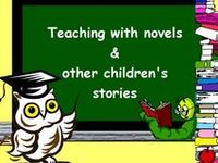 Thematic teaching centered around children's stories, science units, and history