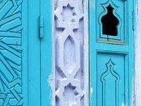 Morocco, Middle Eastern, Islamic style