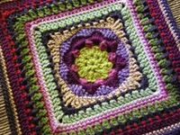 Just Granny Squares (plus other shapes) / Crochet grannies. What to do with them?
