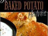 Papa asada / Baked potato