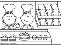 thema de bakker / the Bakery