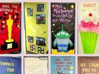 Doors/Boards for Teachers