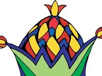 Feestmutsen voor kleuters / Preschool hats / paperhats / Chapeau de fête maternelle / hoeden, feestmutsen paperhats, hats, preschool, toddlers, party