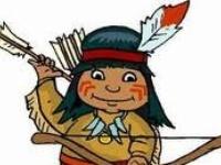 Thema Indianen kleuters, lessen en knutselen / Native indian theme preschool, lessons and crafts / Indiens thème maternelle, bricolage / Dia do Índio infantil criativa