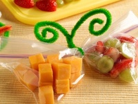 Healthy snacks for kids and adults. Lunch box ideas. Creative ways to prepare food or snacks for children.