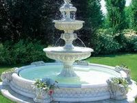 Water fountains on pinterest water fountains garden - Spanish style water fountains ...