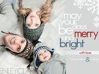 Inspirace - Děti - Vánoční focení