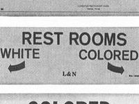 essay + jim crow law + american history Surviving jim crow: in-depth essay in american and world history the jim crow south if they isolated completely from the white world.