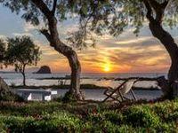 Nefeli's Garden / relax,  smile and enjoy the view !