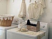 ♥ Cuartos de lavadora / Laundry rooms