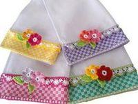 ♥ Paños cocina / Kitchen towels