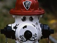FIRE!!!!!!!!!!!!!!!!!!! Hydrants