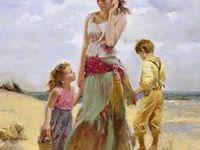 Impressionists , & Art