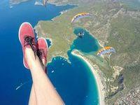 PARAGLIDING / Let your dreams take a flight!