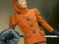 WWII, post war, 50s fashion