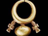 Ancient through Medieva-era Jewelry.  Egyptian, Roman, Greek, Byzantine, Germanic, Celtic, Other. From BCE through 1400 CE
