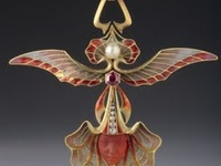 Art Nouveau Jewelry.  Mostly from 1890 - 1920, with a few exquisite modern examples.