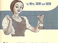 Drafting/altering patterns, sewing basics and advanced techniques, sewing machine tips, misc. sewing novelties.