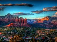 Here are some beautiful photos of Sedona Soul Adventures' home!
