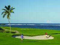 Golf courses around the world