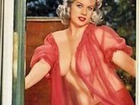 Vintage panties, nightgowns, slips and catalog ads.