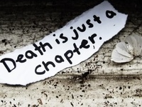 Death is just a chapter.