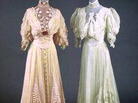 ~La Belle Epoch/Gibson Girl Fashions~ 1890-1910