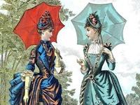~Victorian Fashion Plates~