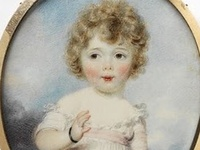 Folk Art Portraits