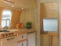 Airstream Dreams: Interior