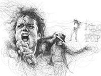 Dibujos artísticos encontrados en la red