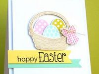 Kartki na Wielkanoc / Cards for Easter