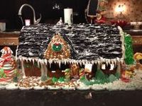 Gingerbread Houses for every Holiday!