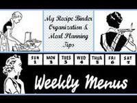 Food: {Meal Planning}