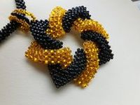 Korálky - návody. on Pinterest | Seed Bead Tutorials, Bead Patterns ...