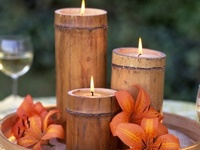 Creative Ways to Make, Use and Display Candles