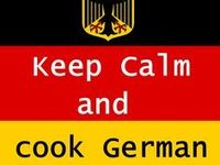 GERMAN Cuisine / GERMAN meals, desserts, pretzel, cakes & bread