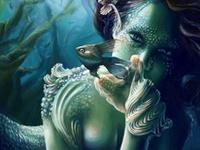 Merfolk, Sirens and denizens of the deep
