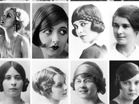Hairstyles of the past centuries