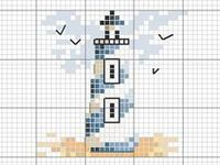Charts for embroidery and knitting 4