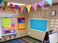 Classroom Organization and Displays