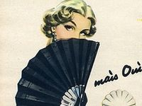 Vintage Cosmetics & Beauty Product Adverts