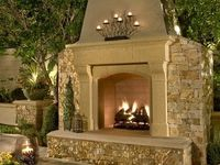 Home Style - Outdoor Fireplaces