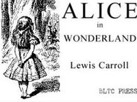 Love the story of Alice, Alice, who the .... is Alice.