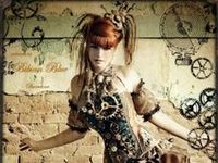 Steampunk, Neo-Victorian and gothic-lolita fashion