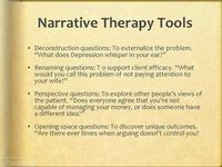 How Mindfulness And Storytelling Help >> 28 best images about Narrative Therapy on Pinterest ...