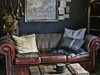 Bachelor pad on pinterest full platform bed industrial bars and