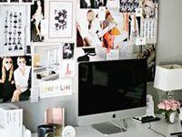 Office Desk / Plan de travail et organisation