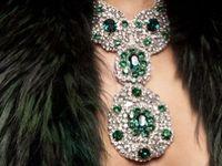 """Emeralds! Aren't they divine? """