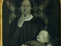 victorian postmortem photography, and celebrity